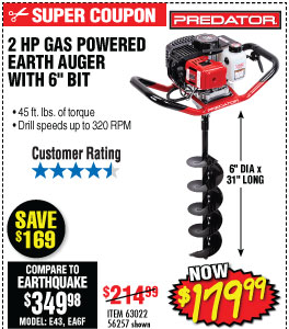 Harbor Freight Tools - TOOL DISPOSAL NOTICE