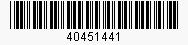 Code: 40451441