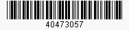 Code: 40473057