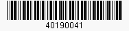 Code: 40190041