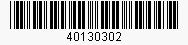 Code: 40130302