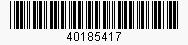 Code: 40185417