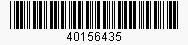 Code: 40156435