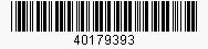 Code: 40179393