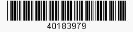 Code: 40183979