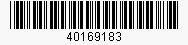 Code: 40169183