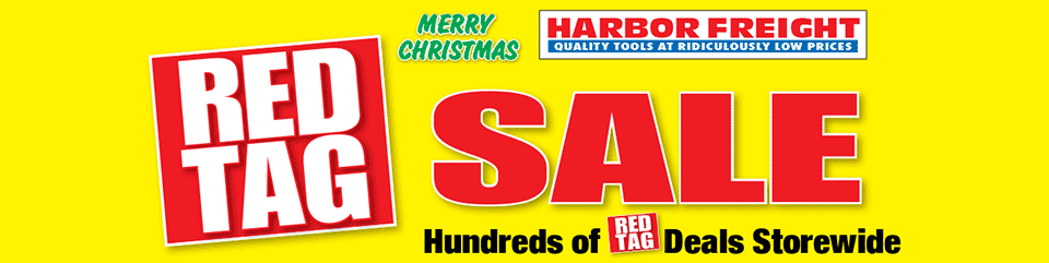 Hundreds of Red Tag Deals