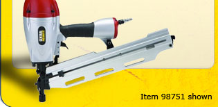 3-in-1 Air Framing Nailer