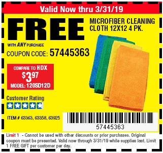 Harbor Freight Free Gifts 2018 Gift Ideas