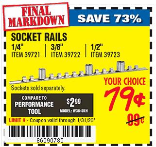 Socket Rails