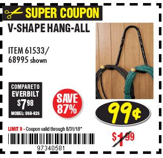 V-SHAPE HANG-ALL