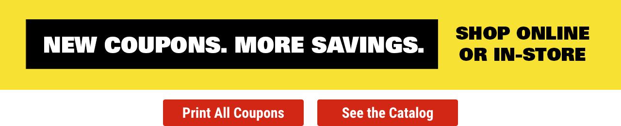 Get Your Digital Savings - NOW