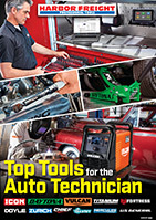 Top Tools for the Auto Technician