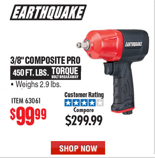 3/8 in. Composite Air Impact Wrench