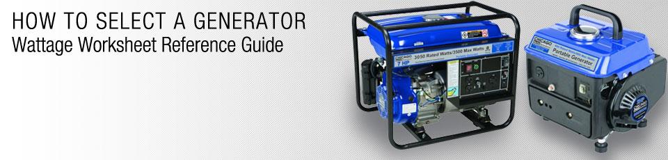 Select Generator