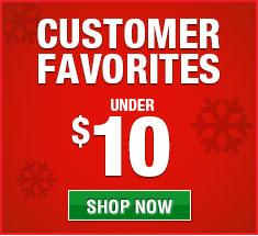 Customer favorite gifts under $10