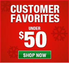 Customer favorite gifts under $50