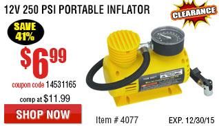 Portable Inflator