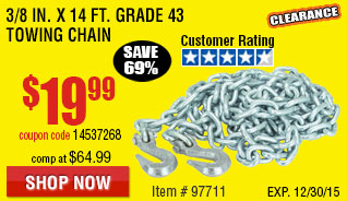 Towing Chain
