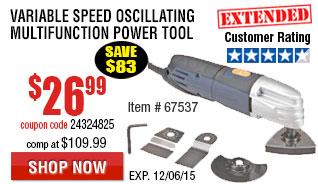 Miltifunction power tool