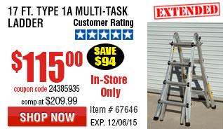 Multi-task ladder