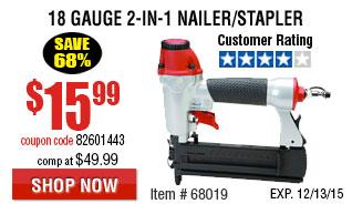 Nailer/Stapler