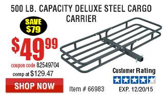 Steel Cargo Carrier