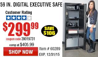 Digital Executive Safe