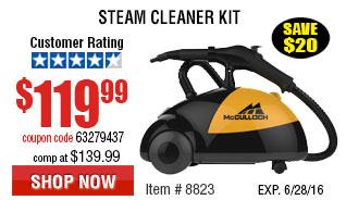 Steam Cleaner Kit