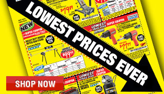 Lowest prices ever