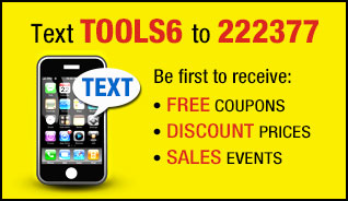 Sign up for text promotions