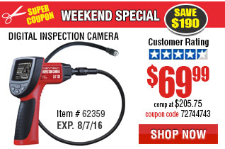 Digital Inspection Camera