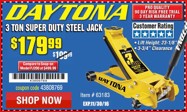 Daytona Jack