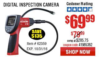 Digital Inspection Camera