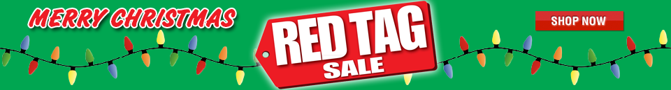 Christmas Red Tag Sale