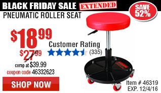 4Pneumatic Roller Seat