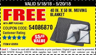 Free Blanket