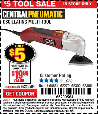 5 Dollar Tool Sale