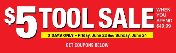 Unbeatable Tool Deals Sale