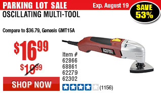Oscillating Multi-Tool