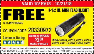 -1/2 in. Mini Flashlight