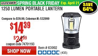Lumen Portable Lantern