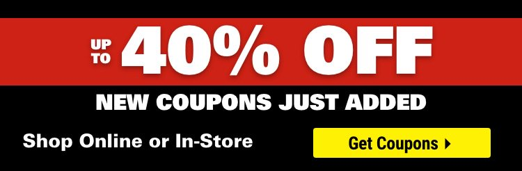 Coupons for your October needs mobile view
