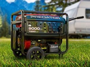 Predator Brand Generator