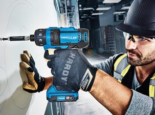 Bauer brand power drill