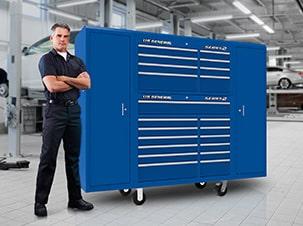 Ion Professional Grade Tool Storage