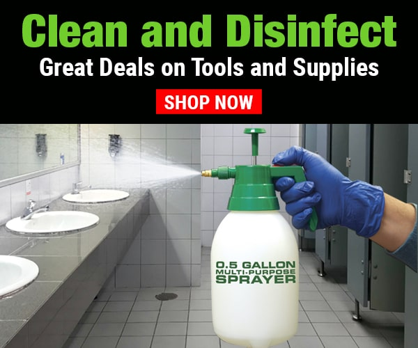 Disinfect Sprayer Mobile
