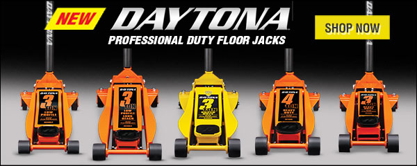 New Daytona Jacks