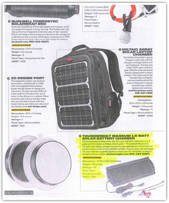 1.5 Watt Solar Battery Charger