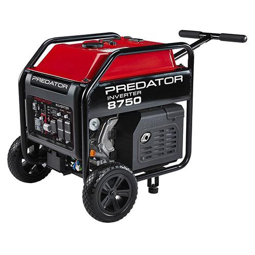 PREDATOR - 8750 Watt Inverter Generator with CO SECURE™